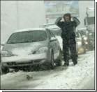 Небывалый снегопад парализовал столицу