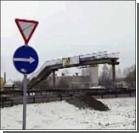 Новый мост построят за полтора месяца