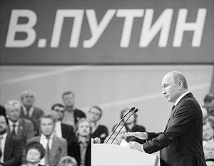 Путин: Оппозиция ищет «сакральную жертву»
