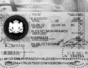 Тбилиси срочно отменил визы для россиян