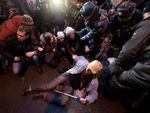 Суд арестовал шестерых участников акции у ЦИКа