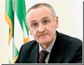 Обстреляна машина президента Абхазии