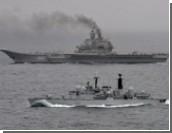 Иранские военные корабли вошли в Средиземное море