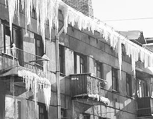 Арестован виновный в гибели ребенка из-за падения льда