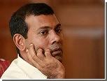 Выдан ордер на арест экс-президента Мальдив