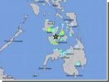 На Филиппинах произошло землетрясение магнитудой 6,8