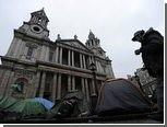 Начат снос палаточного лагеря у собора святого Павла в Лондоне