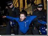 """При разгоне лагеря """"Захвати Лондон"""" арестовали 20 человек"""