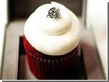 Кондитерская выставила на продажу пирожное с обручальным кольцом