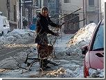Из-за рекордных морозов в Восточной Европе погибли почти 60 человек