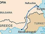 Болгария вернула России долг за трансбалканский нефтепровод