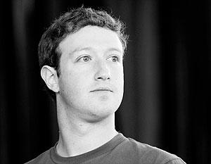Цукерберг доведет свое состояние до 28 млрд долларов