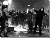 Жители Греции ответили на соглашение с ЕС погромами