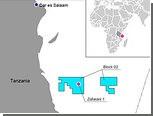 Statoil обнаружила крупнейшее месторождение газа на шельфе Танзании