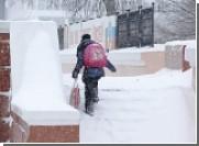 Школы и детские сады Приднестровья до конца недели будут закрыты из-за морозов