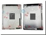 В Сети появились фото задней панели iPad 3