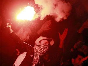 Давка на стадионе в Египте: 50 погибших (ВИДЕО) / Болельщики подожгли стадион
