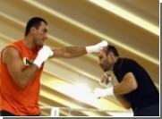 Братья Кличко впервые вышли на ринг друг против друга (ВИДЕО)