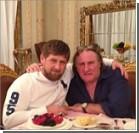 Депардье сплясал лезгинку вместе с Кадыровым. Фото, видео