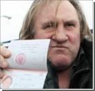 Депардье в паспорт поставили саранскую прописку