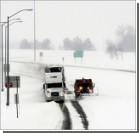 В США из-за снежной бури погибли 4 человека. ФОТО