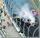 Из-за аварии на гоночной трассе пострадали зрители