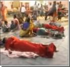В Индии более 100 стерилизованных женщин вынесли в поле. Видео