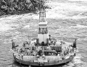 Иностранные нефтяники отказываются от бурения в Арктике