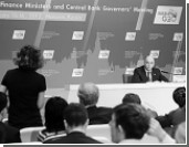 Финансовая G20 призывает последовательно укреплять еврозону