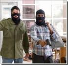 В центре Киева средь бела дня ограбили банк