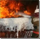 В Киеве вспыхнул сильный пожар в кафе. Причины