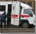 В Киеве взорвали авто и ранили владельца кафе
