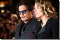 СМИ узнали о состоявшейся свадьбе Джонни Деппа и Эмбер Херд