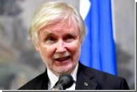 Главу МИД Финляндии оштрафовали за превышение скорости