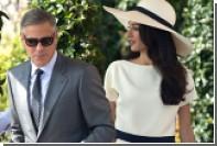 СМИ узнали о «трещащем по швам» браке Джорджа Клуни