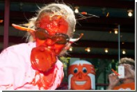 Британская студентка рассказала о боязни кетчупа