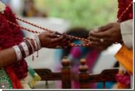 В Индии невеста поменяла жениха прямо на свадьбе