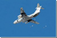 Пилотам Ил-76 разрешили сбрасывать бомбы