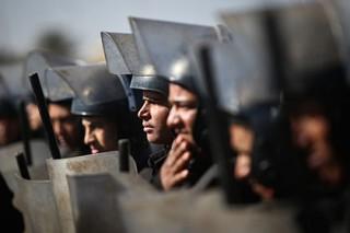 На Синае погибли 32 человека в результате нападения джихадистов