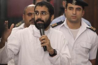 Египетскому блогеру дали пять лет тюрьмы за участие в митингах