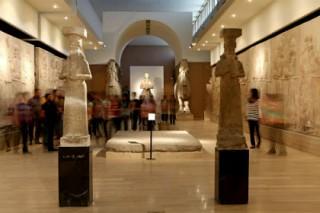 В Багдаде спустя 12 лет вновь открылся музей древностей