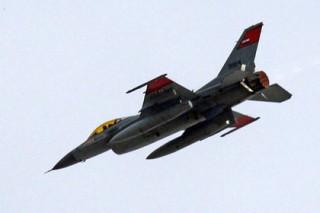 Египетская авиация нанесла удары по Ливии
