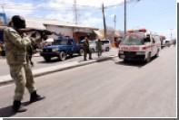 В Сомали боевики атаковали отель с министрами и депутатами