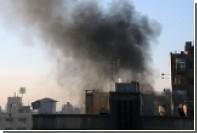 При обстреле Дамаска пострадало российское посольство