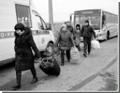 Украина сорвала эвакуацию мирных жителей из Дебальцево