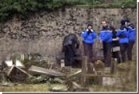 Во Франции по подозрению в оскверенении еврейского кладбища задержаны подростки
