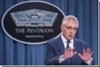 Пентагон выступил против военного решения конфликта на Украине