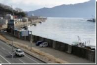 В Японии из-за землетрясения объявлена угроза цунами