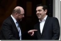 Председателя Европарламента задела дружба Греции и России