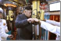 КНДР разработает новую баллистическую ракету подводных лодок